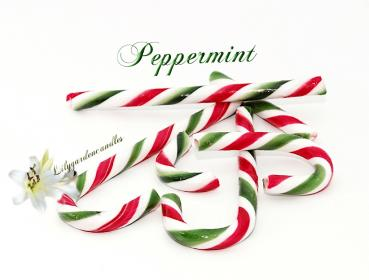 Peppermint  Lily Round Jar mini