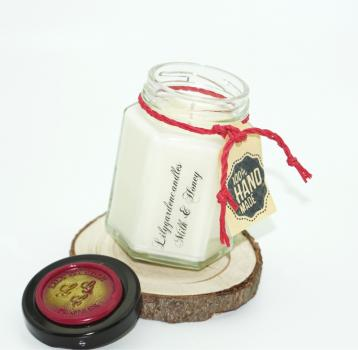 Milk & Honey  Country House Jar small