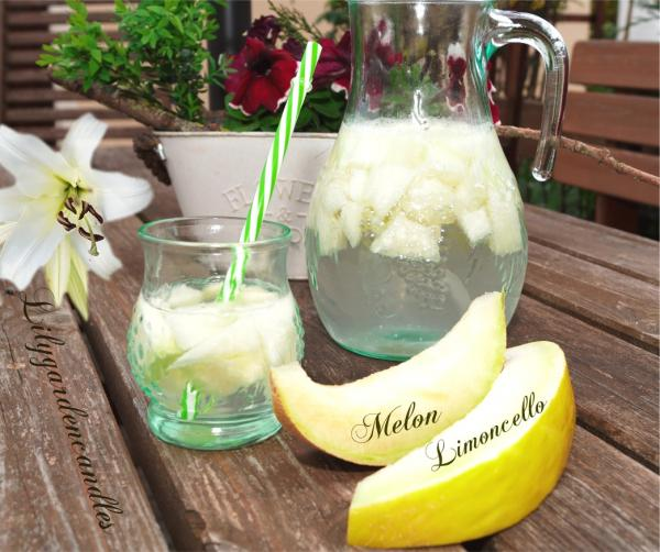 Melon Limoncello  Milk Bottle XL
